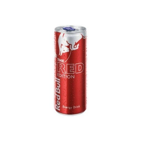 RED BULL RED boite 25cl