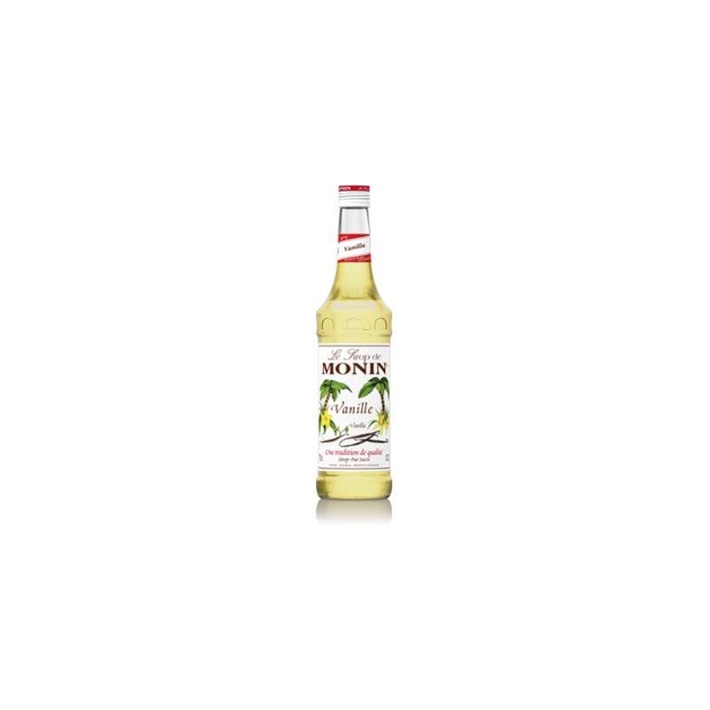 Sirop MONIN vanille 70 cl