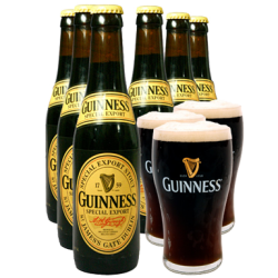 GUINESS Foreign Extra Strong Irlande 24x33 8°