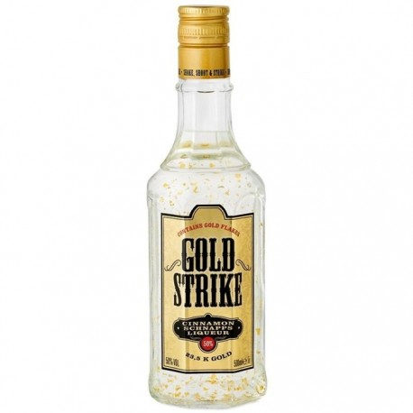 GOLD STRIKE bouteille 50 cl 30°