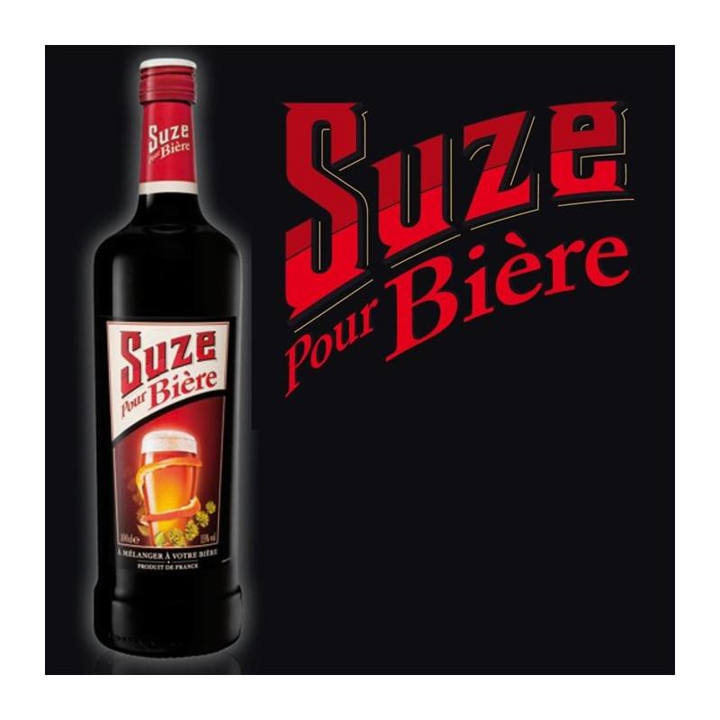 SUZE pour bière BOUTEILLE 1 LITRE 15°