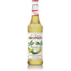 SIROP MONIN BANANE JAUNE 70 cl