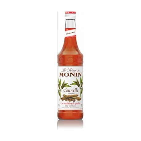 SIROP MONIN CANNELLE 70 cl