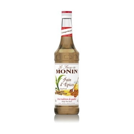 SIROP MONIN PAIN D'EPICES 70 cl