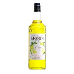 SIROP MONIN CITRON 1 LITRE