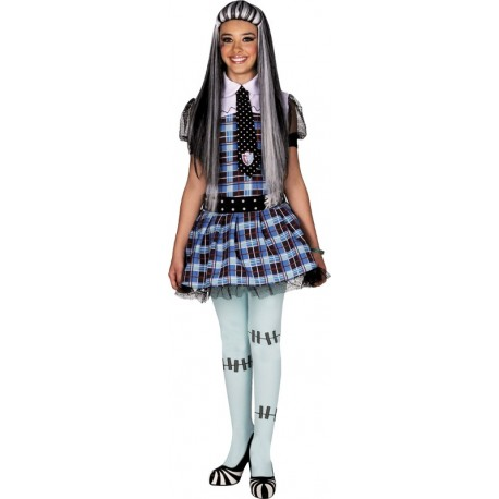 COSTUME LICENCE MONSTER HIGH FRANKIE STEIN