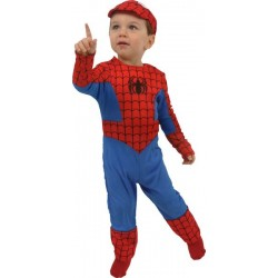LICENCE SPIDERMAN TAILLE 24 MOIS