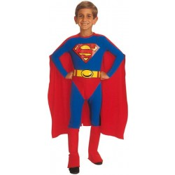 COSTUME LICENCE SUPERMAN 3-4 ANS