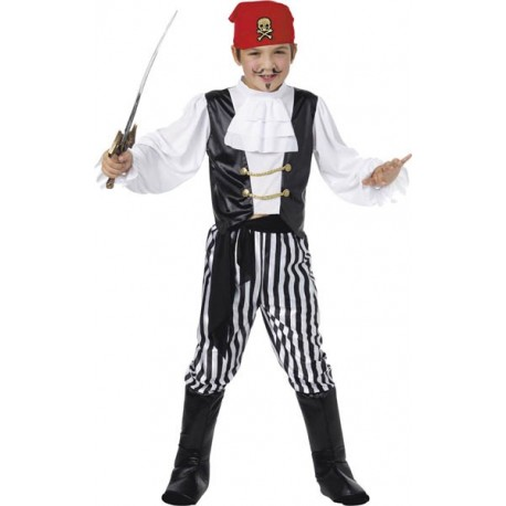 COSTUME ENFANT PIRATE