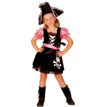 COSTUME PIRATE TESSA TAILLE 4/6 ANS