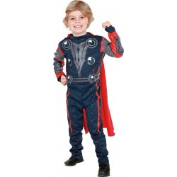 COSTUME LICENCE THOR TAILLE L 7/8 ANS