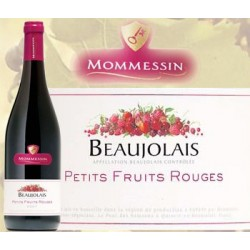 BEAUJOLAIS Petits Fruits Rouges 75 cl