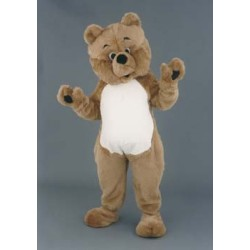 MASCOTTE OURS (45A)
