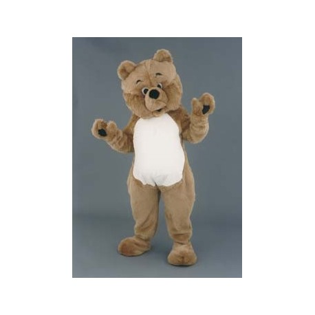 MASCOTTE OURS