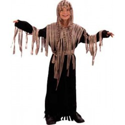 COSTUME ZOMBIE TAILLE 7/9 ANS