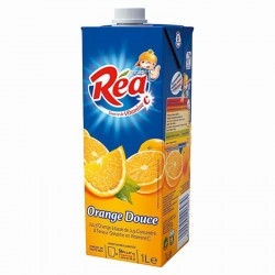 REA jus d'orange brique 1L