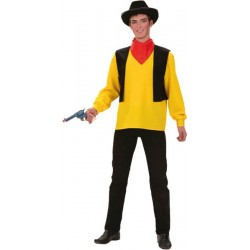 COSTUME COW-BOY LUCKY TAILLE 50/52