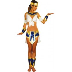 COSTUME SEXY EGYPTIENNE TAILLE 38/40