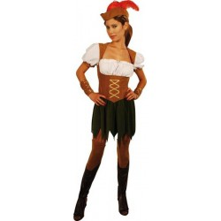 COSTUME SEXY ROBINE TAILLE 38/40
