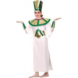 COSTUME CLEOPATRE TAILLE 116 CM 3/5 ANS