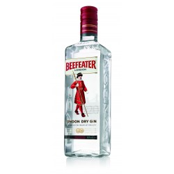 GIN BEEFEATER 0,7 LITRE 40°
