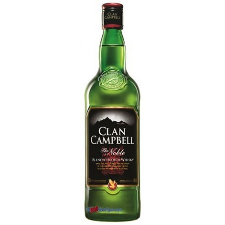 CLAN CAMPBELL 0,7 LITRE 40°