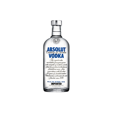 VODKA ABSOLUT 1,5 LITRES 40°