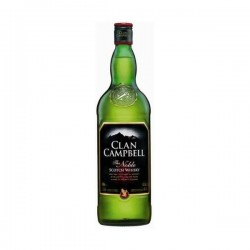 WHISKY CLAN CAMPBELL 1,5 LITRES 40°