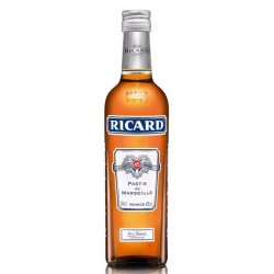 RICARD 0,5 LITRE 45°