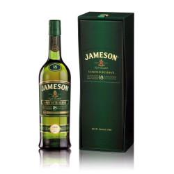 JAMESON 0.7 LITRE 40° LIMITED RESERVE 18 ANS AVEC ETUI