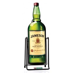 JAMESON 4.5 LITRES 40° AVEC BALENCELLE