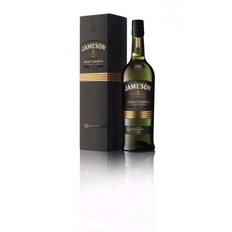 JAMESON 0.7 LITRE 40° SELECT RESERVE