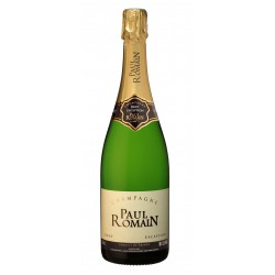 PAUL ROMAIN Champagne brut 75cl