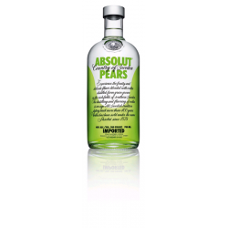 VODKA ABSOLUT PEARS POIRE 0,7 Litre 40°