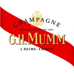 CHAMPAGNE MUMM CORDON ROUGE BRUT 0,75 Litre