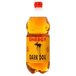DARK DOG energy drink bouteille 1 litre