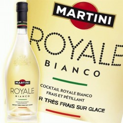 MARTINI ROYALE BIANCO COCKTAIL 75cl 8°
