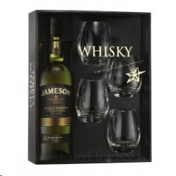 WHISKY JAMESON reserve 70cl 40° coffret