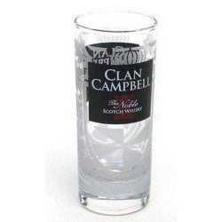 VERRE TUBE CLAN CAMPBELL 22 CL