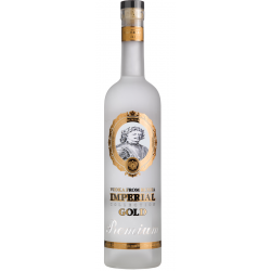 VODKA IMPERIAL COLLECTION GOLD MAGNUM 6 LITRES 40°