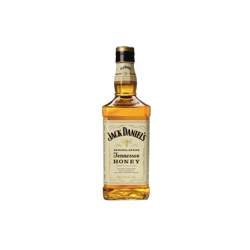 WHISKY JACK DANIEL'S HONEY 70 cl 35°