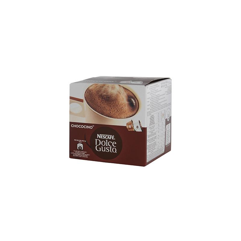 CAFE DOLCE GUSTO NESCAFE CHOCOCINO BOITE 8 CAPSULES - 270gr