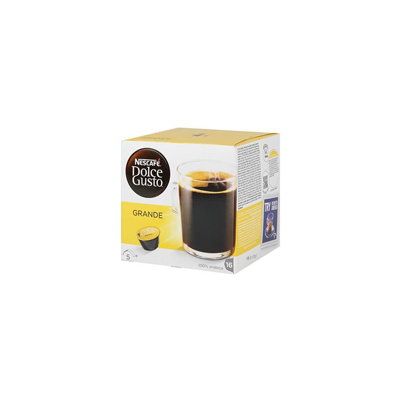 CAFE DOLCE GUSTO NESCAFE GRANDE BOITE 16 CAPSULES - 128gr