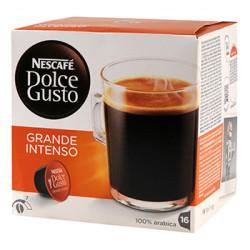 CAFE DOLCE GUSTO NESCAFE GRANDE INTENSO BOITE 16 CAPSULES - 160gr