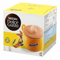 CAFE DOLCE GUSTO NESCAFE NESQUIK BOITE 16 CAPSULES - 256gr