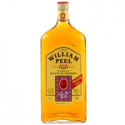 WHISKY WILLIAM PEEL 40° 1,5 LITRES