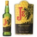 WHISKY J&B HONEY BOUTEILLE 70cl 35°