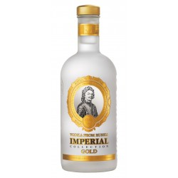 VODKA IMPERIAL COLLECTION GOLD 0,7 LITRE 40°