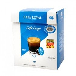 CAFE DOLCE GUSTO LUNGO CAFE ROYAL BOITE 16 CAPSULES - 102.4gr