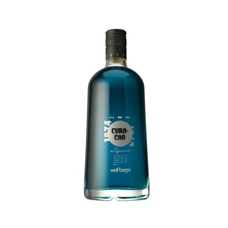 LIQUEUR CURACAO NEO WOLFBERGER 70 cl 21°
